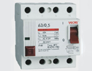 HCL16-63 Residual Current Circuit Breaker